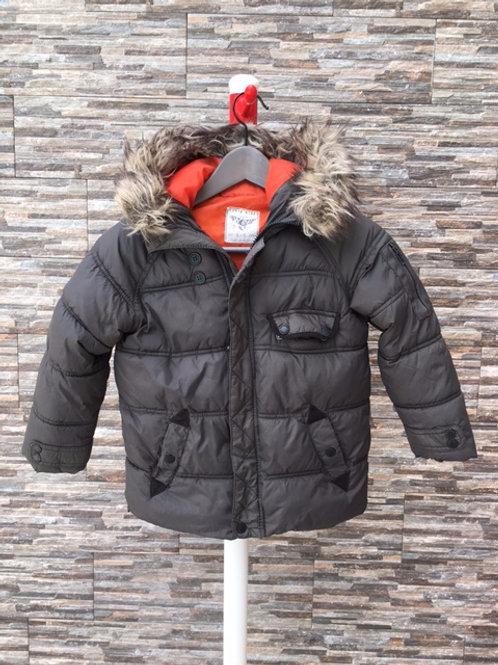 Zara Puffer Jacket, 4/5T