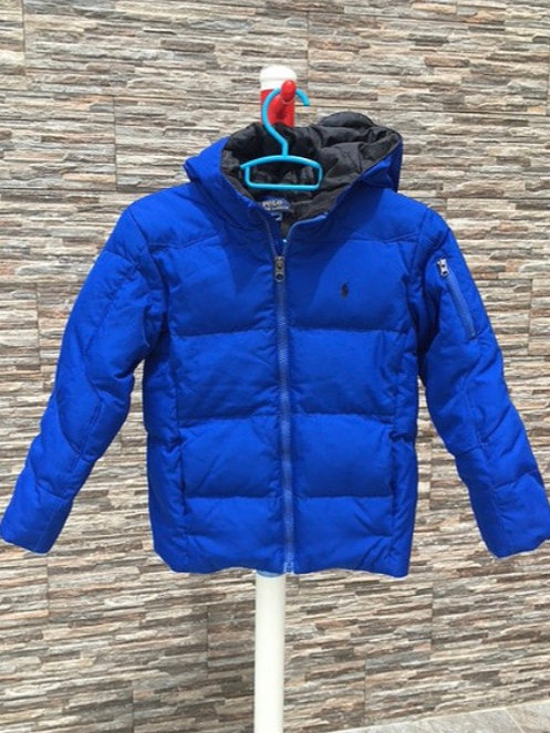 Polo Ralph Laurent Down Jacket, 3T