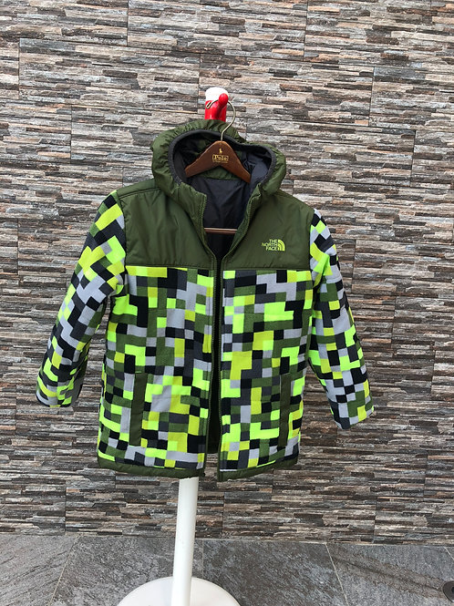 The North Face reversible inner Jacket, 10/12T