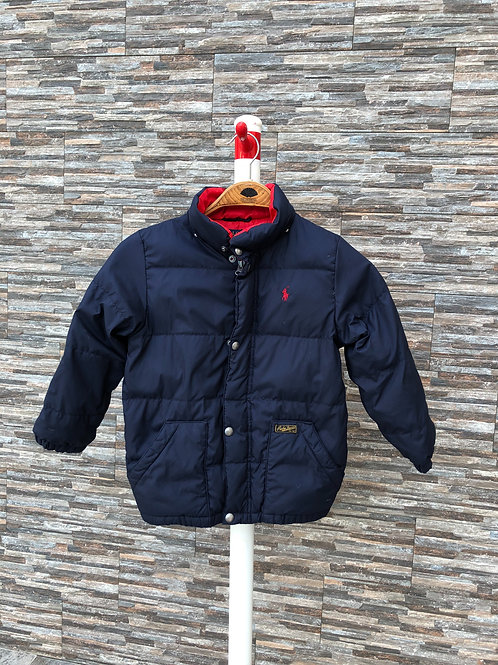 Polo Ralph Laurent Down Jacket, 6T