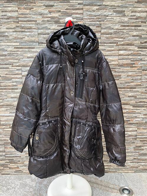 Ladies Down Winter Coat, M