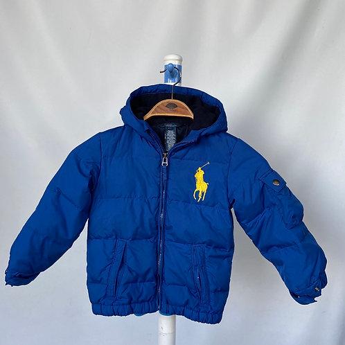 Polo Ralph Laurent Down Jacket, 4T