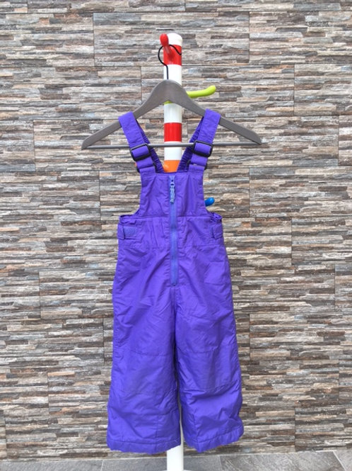 Columbia Insulated Ski Salopettes, 3T