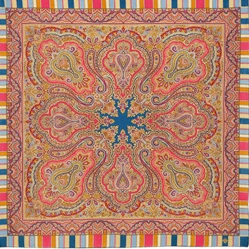 Natural Wool, Lady's Shawl