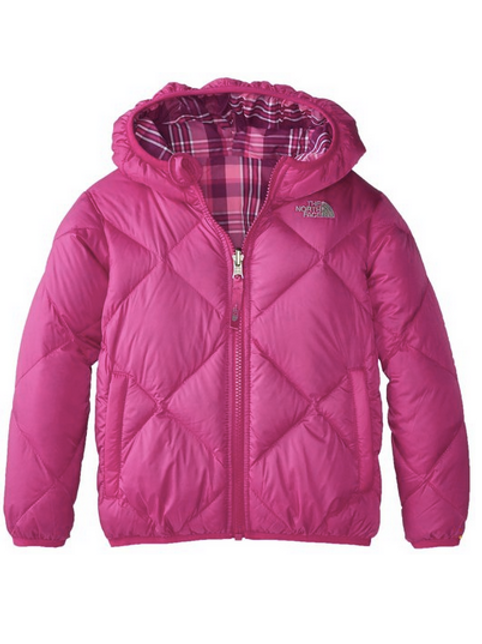 The North Face Reversible Down Jacket, 10/12T