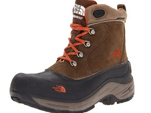 The North Face Chilkats Lace-Up Insulated Boots, size US 11