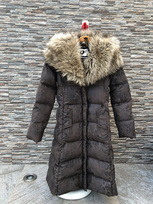 Down Winter Coat, S