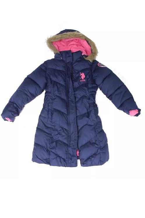 US Polo Association Puffer Coat, 4T