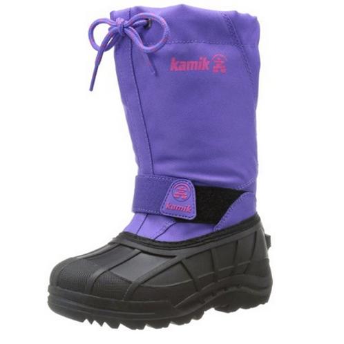 Kamik Reddeer4 Snow Boots, size US 1