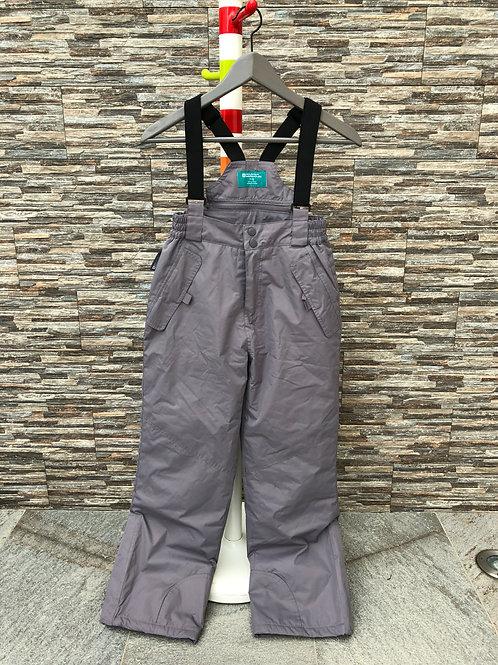 Mountain Warehouse Ski Pants, 11/12T