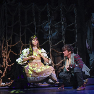 Peter and the Starcatcher (2017)