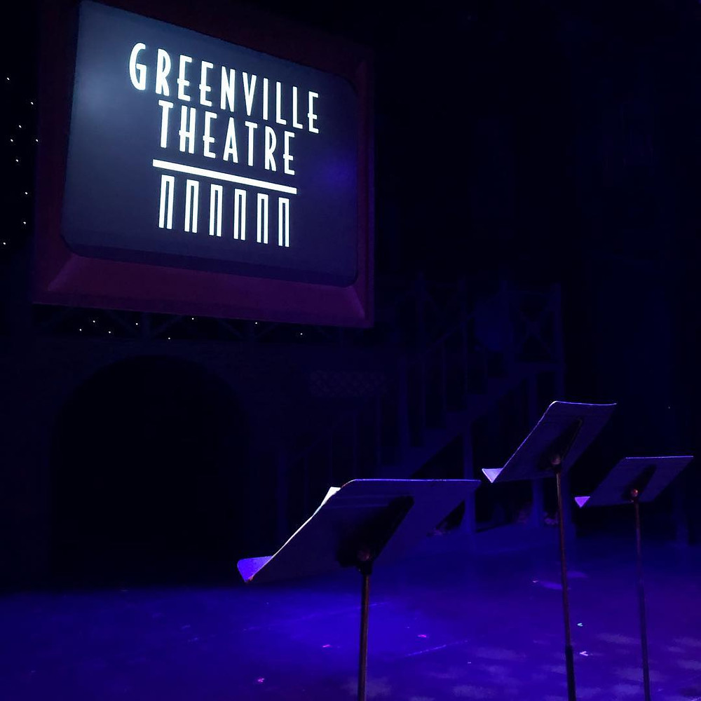 The Stage At Greenville Theatre