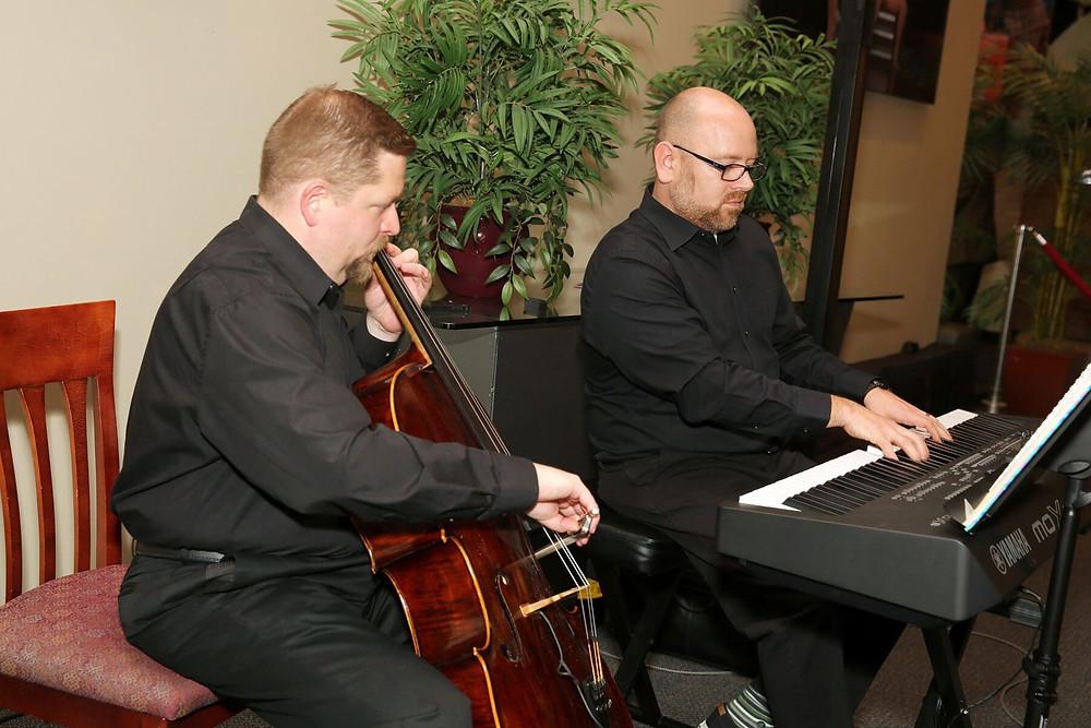 Stringed Keys performing