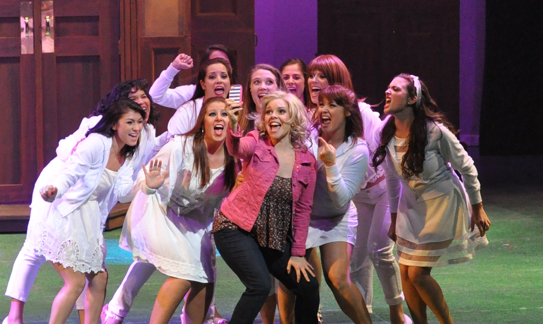 Legally Blonde The Musical (2014)