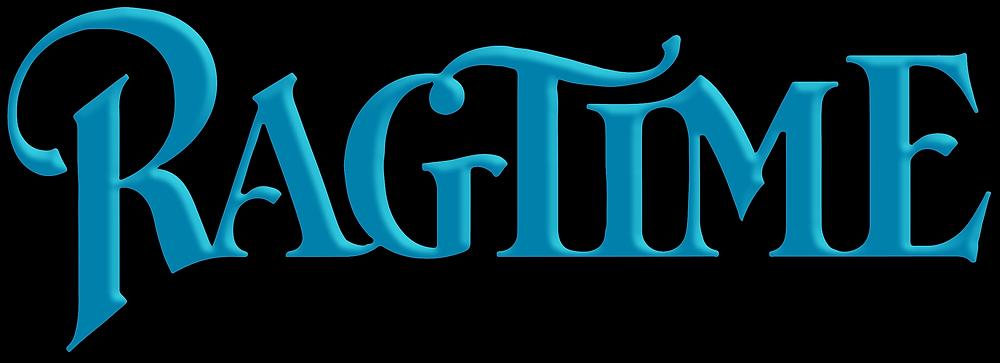 Ragtime: The Musical GLT Logo