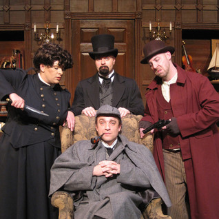 Sherlock Holmes and The Case Of The Jersey Lily (2013)