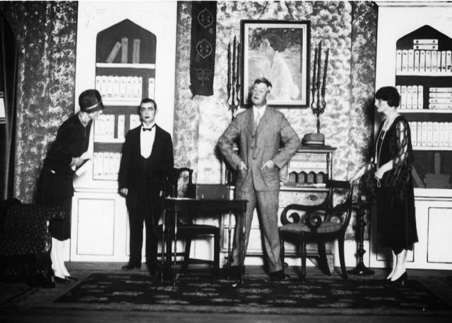 The Twelve Pound Look (1926)