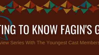 Getting To Know Fagin's Gang | An Interview Series | Feature #13 | Max Underwood