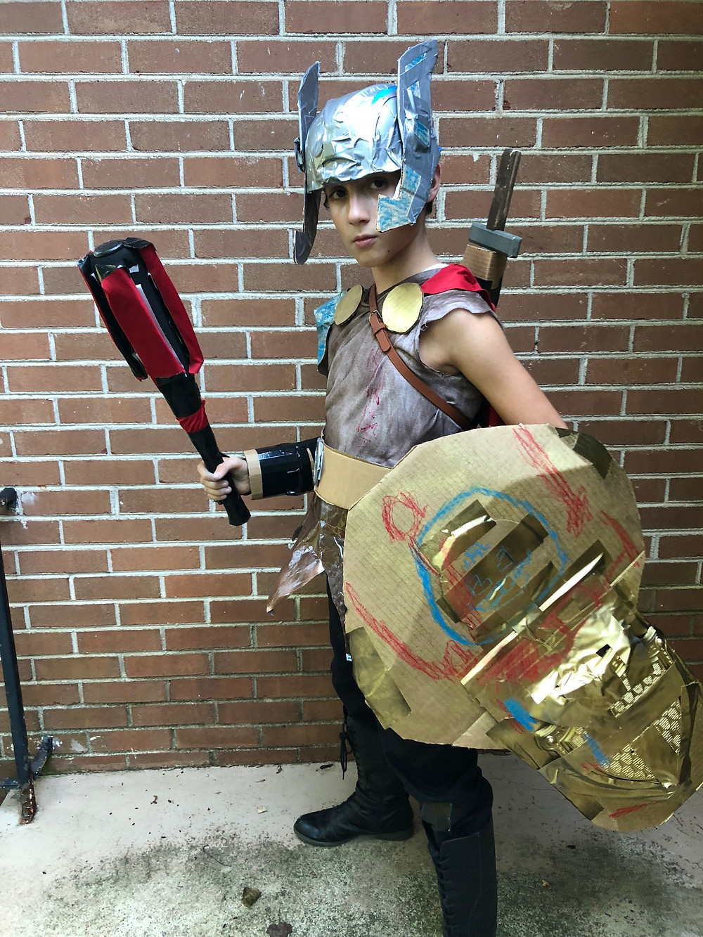 Shaw Shurley as Thor
