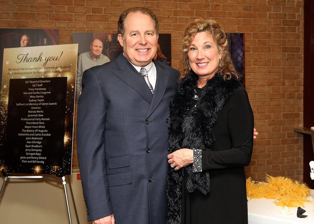 Allen and Suzanne McCalla