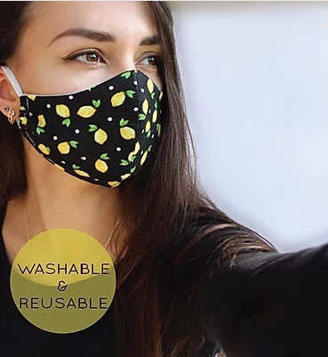 Washable and Reusable face masks in Uk
