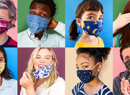 FACE COVERINGS: What Are They and When To Wear Them