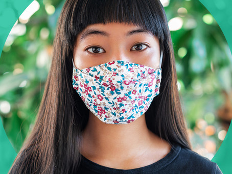 Practical and Cute Eco Friendly Face Masks