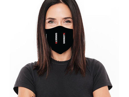 Set Your Company Apart with Personalised Reusable Face Masks