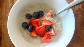 How To Make Creamy 5 Minute Steel Cut Oats