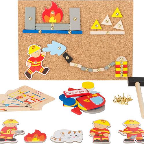 set clous pompier