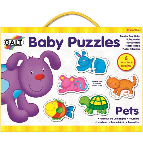 "Puzzle animaux"" baby"""