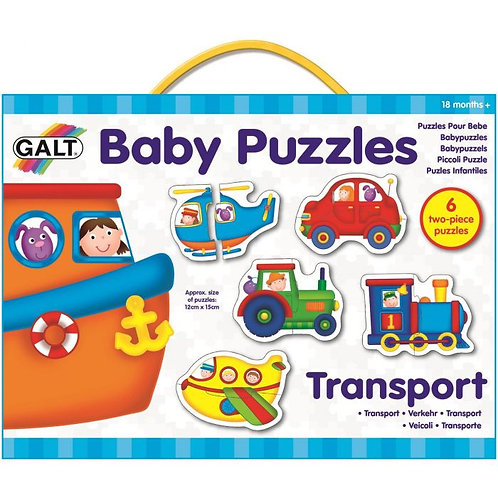 """Puzzle transport """"baby"""""""