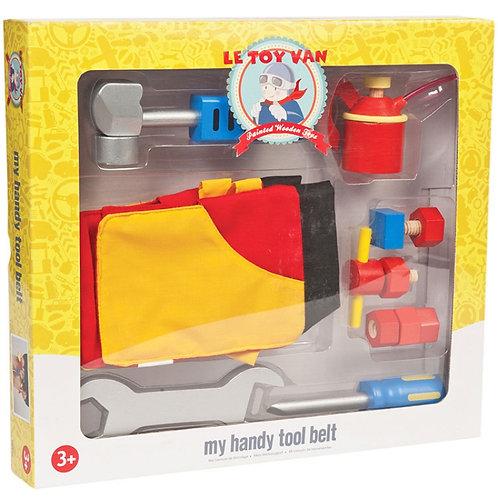 """Ceinture de bricolage """" le toy van"""""""