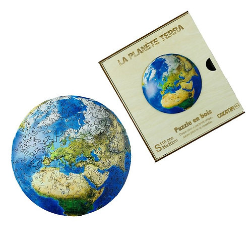 """Puzzle adulte """"Planète Terra"""""""