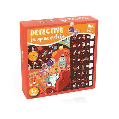 Puzzle détective