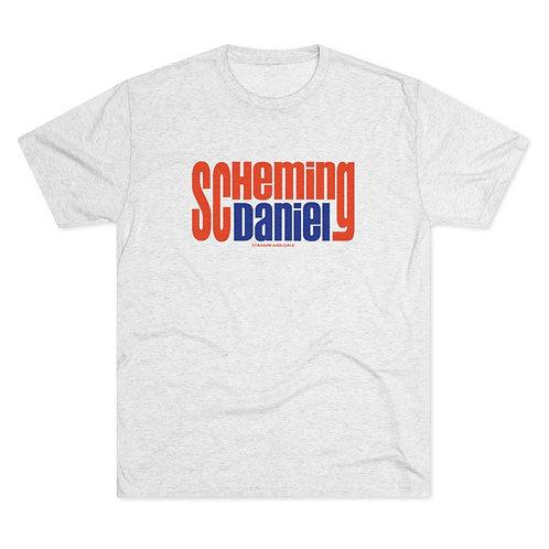 Scheming Daniel Tri-Blend Shirt