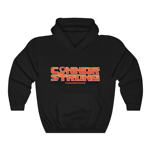 #ConnorStrong Hooded Sweatshirt