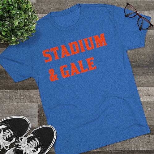 Stadium & Gale Tri-Blend Crew Tee