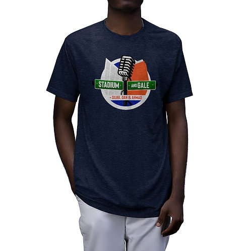 Men's Stadium and Gale Tri-Blend T-Shirt