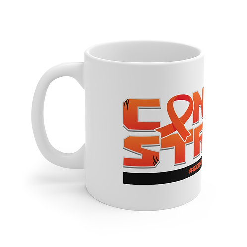 #ConnorStrong Mug 11oz