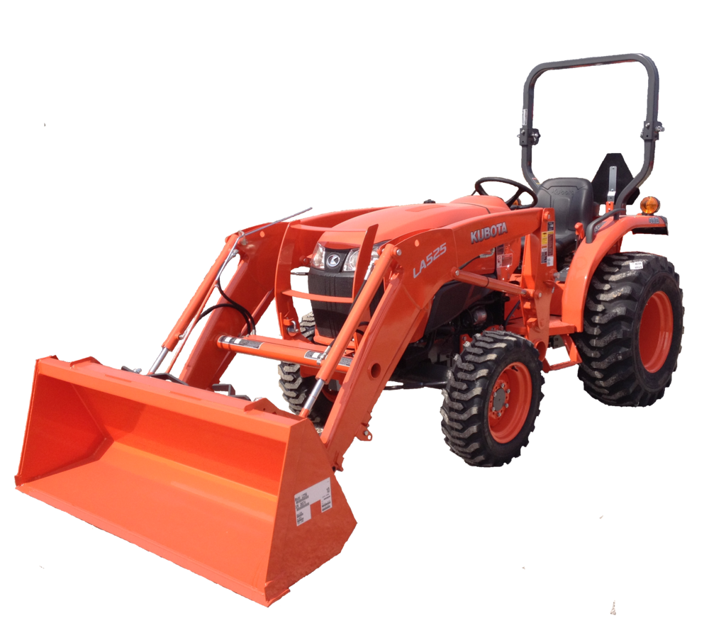 33-39HP Tractor Reservation