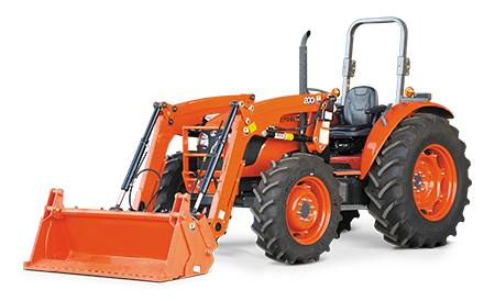 75HP Tractor Reservation