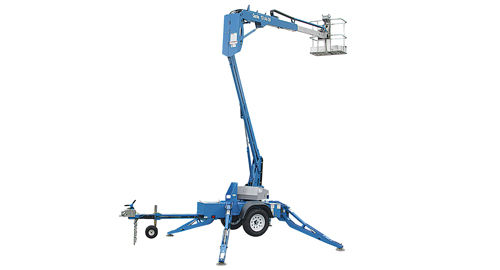 34' Towable Manlift Reservation