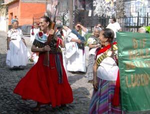 November Revolution Parade Ajijic