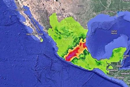 Mexico Weather Including Jalisco