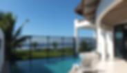 Casa La Playa, pool and beach view, Cuyutlan, Jalisco, Mexico