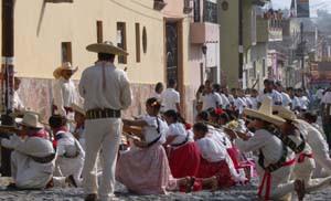 Revolution Parade Ajijic