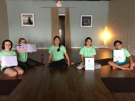 Summer Yoga Classes for Kids