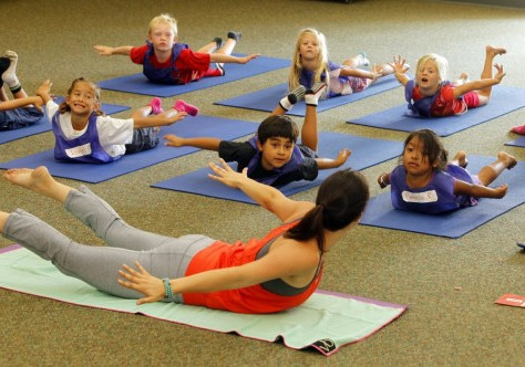 Yoga for Kids Summer Camp