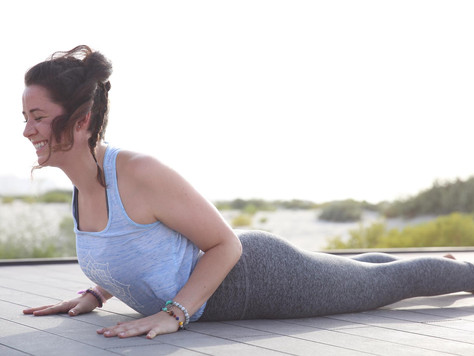 Pop-Up Yoga Classes with Guest Teacher, Ella Dabney